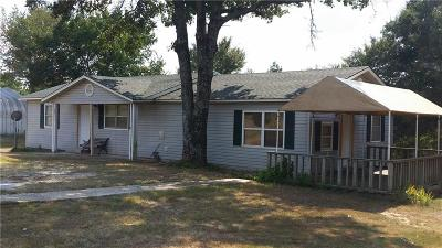 Muldrow Single Family Home For Sale: 108576 State Highway 64b