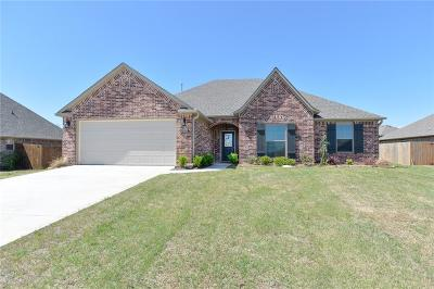 Fort Smith Single Family Home For Sale: 12222 Lynwood DR
