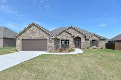 Fort Smith Single Family Home For Sale: 12221 Sapling DR