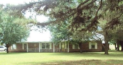 Sallisaw Single Family Home For Sale: BOX 164A RT 1