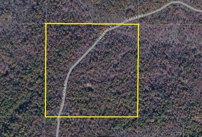 Sallisaw Residential Lots & Land For Sale: 0 S 4694 RD