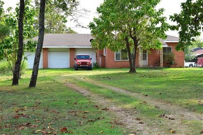 Vian Single Family Home For Sale: 105810 S 4540 RD