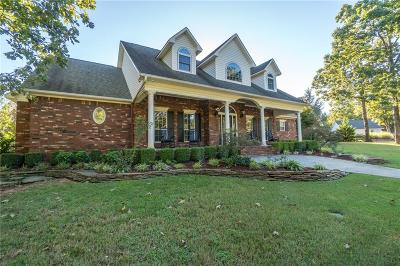 Greenwood Single Family Home For Sale: 1049 Whitetail LN