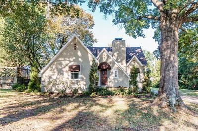 Fort Smith Single Family Home For Sale: 1528 Hendricks BLVD