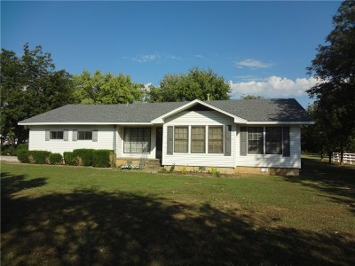 Sallisaw Single Family Home For Sale: 410 E Wilshire BLVD