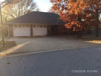 Van Buren Single Family Home For Sale: 1805 Heritage DR