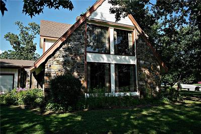 Fort Smith Single Family Home For Sale: 3301 Village RD