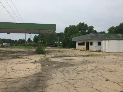 Muldrow Commercial For Sale: 466857 Highway 64