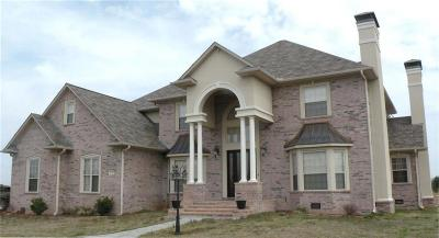 Alma Single Family Home For Sale: 2108 N Mountain Grove RD