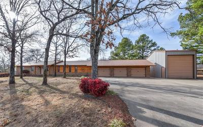 Muldrow Single Family Home For Sale: 701 Will Morgan RD