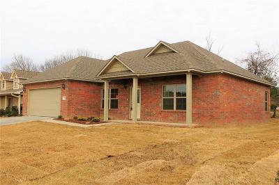 Alma Single Family Home For Sale: 1714 Daisy LN