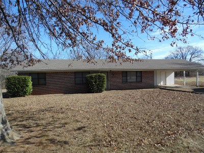 Sequoyah County Single Family Home For Sale: 107617 S 4770 RD