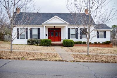 Van Buren Single Family Home For Sale: 204 Cane Hill ST