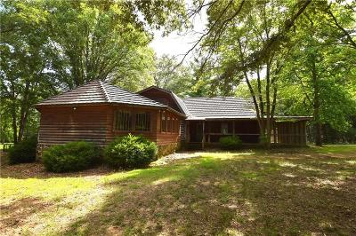 Cedarville Single Family Home For Sale: 867 Mill Pond RD