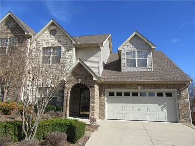 Fort Smith Condo/Townhouse For Sale: 4105 Hunter WY
