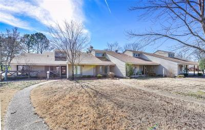 Sallisaw Condo/Townhouse For Sale: 10 Club View CIR