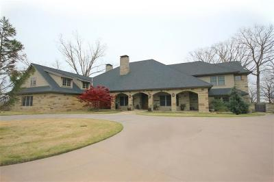 Fort Smith Single Family Home For Sale: 110 Rivercrest DR