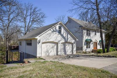 Fort Smith AR Single Family Home For Sale: $189,500