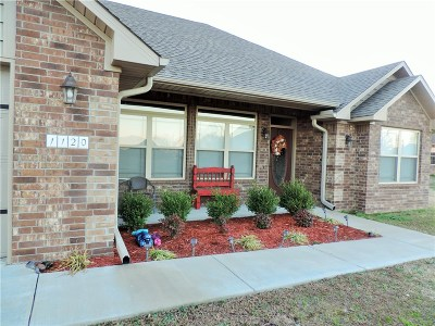 Spiro Single Family Home For Sale: 1120 Choctaw