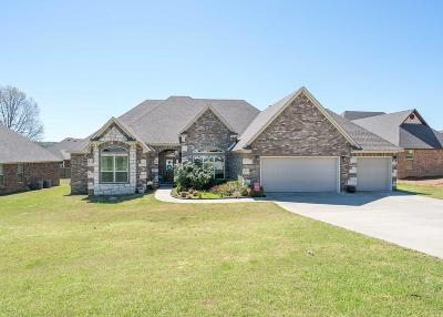 Greenwood Single Family Home For Sale: 3705 Brighton PL