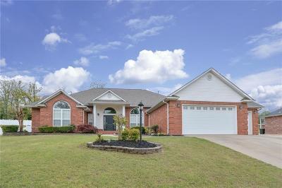Van Buren Single Family Home For Sale: 2027 Lee Creek DR
