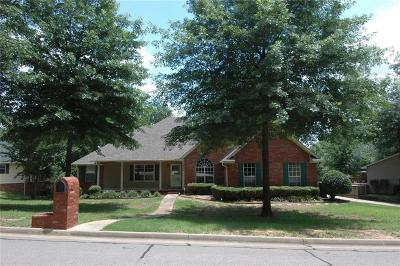 Fort Smith Single Family Home For Sale: 5002 Hardscrabble WY