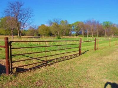 Muldrow Residential Lots & Land For Sale: E 1140 Road