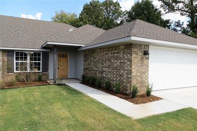Alma Single Family Home For Sale: 201 Honeysuckle ST