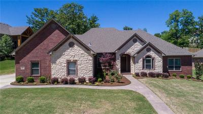 Fort Smith AR Single Family Home For Sale: $374,900
