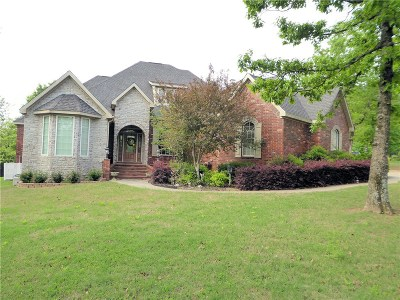 Van Buren Single Family Home For Sale: 531 Pine Cliff DR
