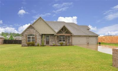 Greenwood Single Family Home For Sale: 3710 Fairhaven COVE