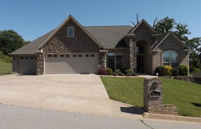 Van Buren Single Family Home For Sale: 811 Powderhorn DR