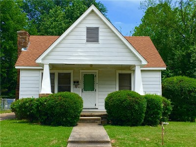Fort Smith Single Family Home For Sale: 1312 N 38th ST