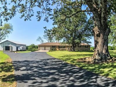 Alma Single Family Home For Sale: 200 E Kibler HWY