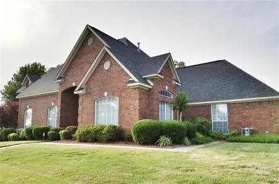 Van Buren Single Family Home For Sale: 1101 Breckenridge DR