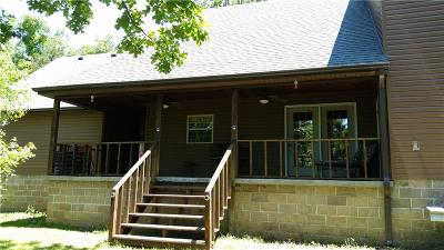 Muldrow Single Family Home For Sale: 108404 S 4762 RD