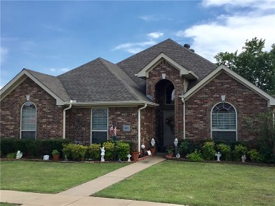 Van Buren Single Family Home For Sale: 327 Crystal View