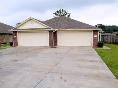 Van Buren Multi Family Home For Sale: 2524 Dora (A&B) RD