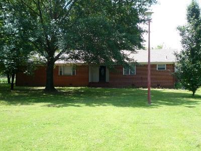 Van Buren Single Family Home For Sale: 4958 Kibler RD