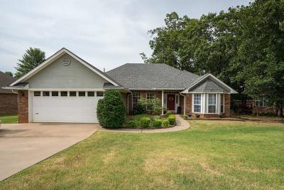 Greenwood Single Family Home For Sale: 1760 Forrest Glen RD