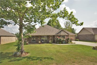 Greenwood Single Family Home For Sale: 715 E Knoxville ST