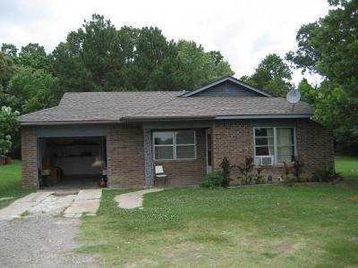 Muldrow OK Single Family Home For Sale: $70,000