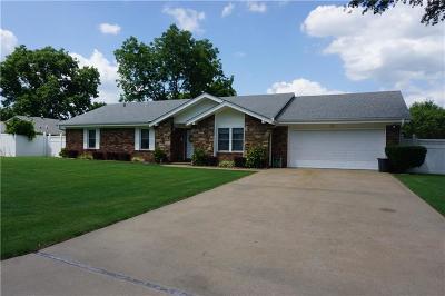 Van Buren Single Family Home For Sale: 43 Vista Hills BLVD