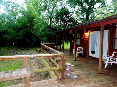 Heavener Single Family Home For Sale: 43482 Cabin RD