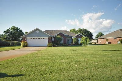 Greenwood Single Family Home For Sale: 3300 Eagle DR