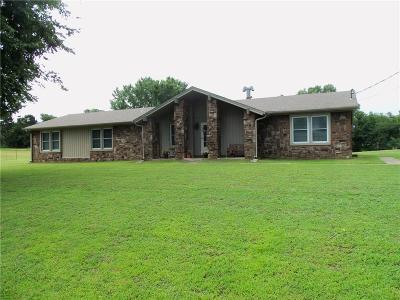 Greenwood Single Family Home For Sale: 2707 Hendrix RD