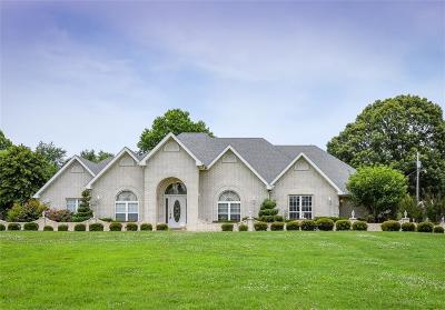 Spiro Single Family Home For Sale: 18830 US Highway 271