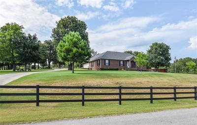 Muldrow Single Family Home For Sale: 481531 E 1082 RD