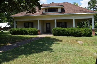 Sallisaw Single Family Home For Sale: 711 W Denton