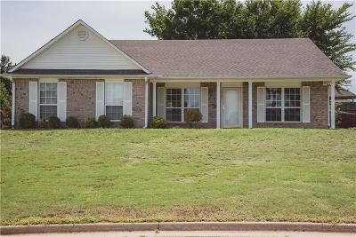 Greenwood Single Family Home For Sale: 1662 Eastgate CIR